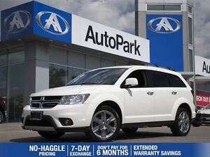 2014 Dodge Journey R/T | AWD | LEATHER | PARK SENSORS| BLUETOOTH