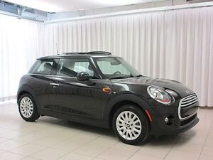 2015 MINI Cooper FEAST YOUR EYES ON THIS BEAUTY!! 3DR TURBO 6-SP