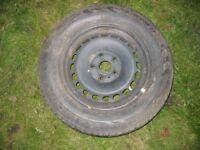 new tyre 195/65/15