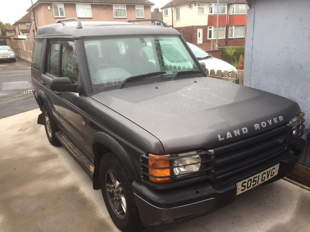 2001 land rover discovery 2 oil type