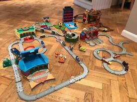Huge Thomas Take N Play bundle - rare pieces, lots of stations and track (make me a good offer!)