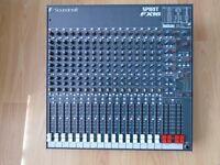 Soundcraft Spirit FX16 Analogue Mixer