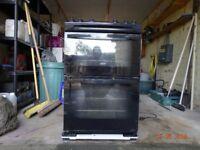 Zanussi ZCG63040BA Freestanding Gas Cooker