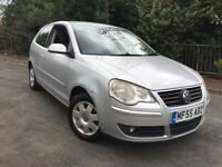 2005 55 VOLKSWAGEN POLO S 1.4 PETROL AUTOMATIC