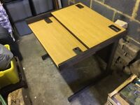 FREE desk - collection only