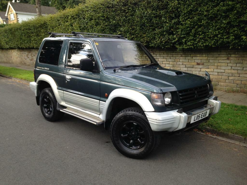 mitsubishi pajero 2 8 td auto 12 month m o t clean jeep in bradford west yorkshire gumtree. Black Bedroom Furniture Sets. Home Design Ideas