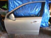 Vauxhall Astra passenger side door 2004 to 2010