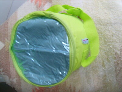 INSULATED SMALL COOLER LUNCH BOX Lime Green