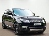 Land Rover Range Rover Sport SDV6 HSE (black) 2014-09-04