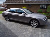 Bentley continental flying spur. Excellent condition