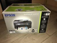 Brand new wifi Epson printer with ink