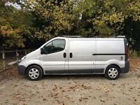Renault Trafic van with Ionic Thermopure delivery system