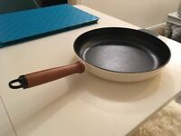 New! Cast Iron Frying Pan