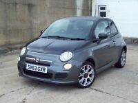 2013 FIAT 500 GQ EDITION FULL LEATHER 1 OWNER ONLY 42000 MILES