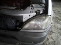 Mercedes ml 320. Breaking