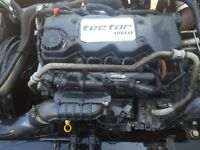 IVECO 75E17 TECTOR ENGINE COMPLETE LOW MILEAGE WITH GUARANTEE £1000 + VAT CALL
