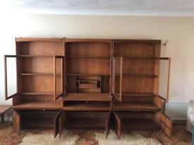 FREE Vintage NATHAN huge dresser / sideboard From house clearance in Llanelli