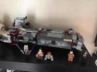 Lego Star Wars (75158) Rebels combat Frigate - complete!