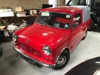 Austin Mini Pick up! 1979