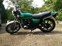 1981 Classic Kawasaki Z650 F2, Great condition Full MoT