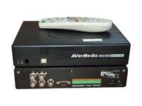 4 CH CCTV DVR BOX 1.5 TB HDD