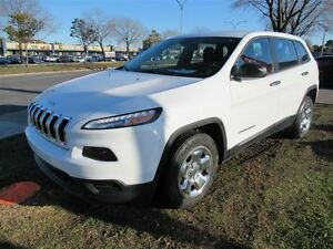 2016 Jeep Cherokee Sport*HEATED SEATS AND STEERING
