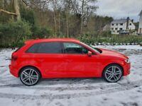 Audi, A3, Hatchback, 2013, Manual, 1598 (cc), 5 doors