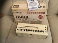 Yamaha THR10 portable guitar amplifier