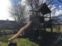 Children's Jungle gym priced for quick sale.
