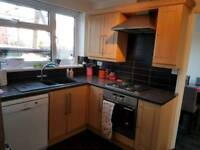 Used Kitchen - units, worktop, oven, hob, Bosch dishwasher, extractor, sink, tap