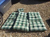 Hammock cushions