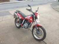 derbi senda 125 low mileage