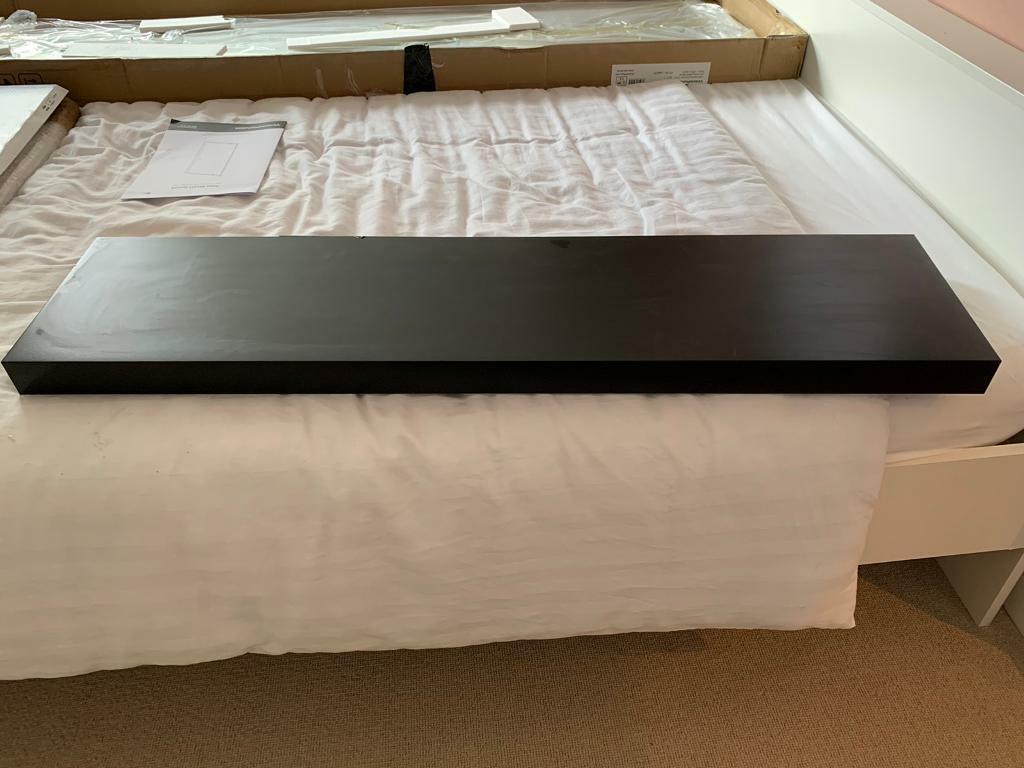 Ikea Lack Floating Shelves x4 Gumtree