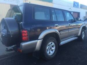 1999 Nissan Patrol TI - Finance or (*Rent-To-Own *$83pw) North Geelong Geelong City Preview