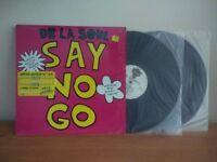 "DE LA SOUL; - SAY NO GO (Limited Edition 2x 12"" EP)"