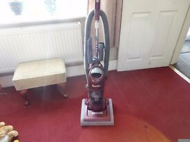 small up right hoover spritz working order