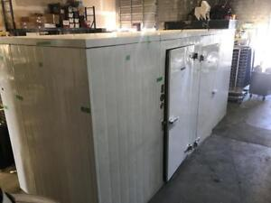 Walk in cooler - freezer combo - discount national shipping rates - price has been reduced