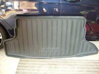 Nissan Juke 2014 rear boot floor liner