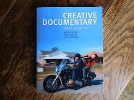 TWO books about documentary filmmaking (used)
