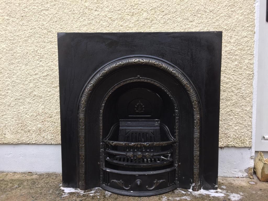 Ornamental Cast Iron Fire surround