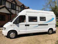 Vauxhall Movano LWB Camper Van 2 Berth - 2000 (W)reg - 85717 Miles - 2.5 Diesel