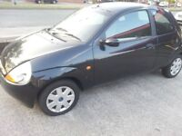 LOVELY SMALL HATCH ONLY 76000 MILES 1.3 45 MPG HIGH SPEC FORD KA 2003 MOT APRIL 2019 WAS 695 NOW 575