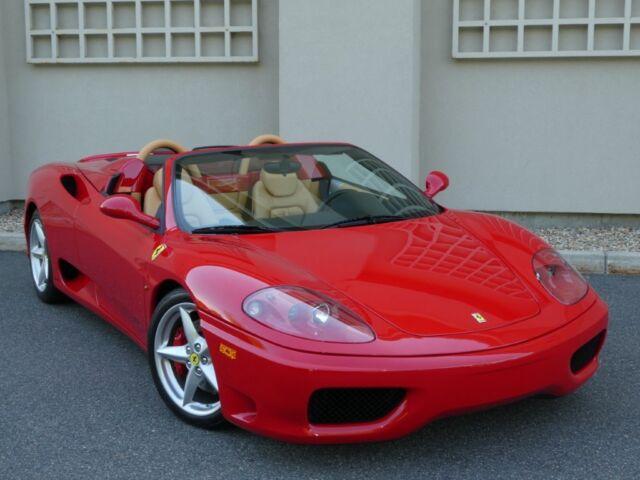 Image 1 of Ferrari: 360 360 Spider…