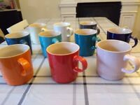 10 Le Creuset 12oz mugs