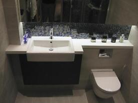 Bathroom , wet rooms complete installation
