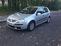 2006 VW GOLF 1.6 SE FSI 6 SPEED (98K-FSH- QUICK SALE £1850 - worth £2300) DON'T MISS OUT