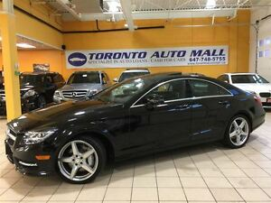 2014 Mercedes-Benz CLS-Class CLS550 4MATIC+LED HEADLIGHT+DYNAMIC