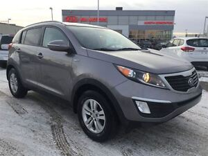 2013 Kia Sportage LX | Mineral Gray | Heated Seats | Bluetooth