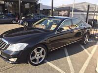 Mercedes S Class Limo 320 CDI