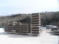 Concrete block moulds for sale
